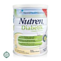 2X800g Original Nestle Nutren Diabetik Powder Complete Nutrition Vanilla Flavour - $110.50