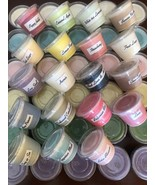 Clamshell Wax Melt Tart Over 70 Scents Wickless Candle Shot - $0.99