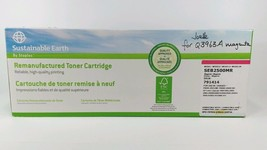 Sustainable Earth SEB2500MR Magenta Remanufactured Toner Cartridge NEW O... - $18.80