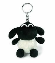 NICI Timmy Shaun the Sheep Plush doll Key Charm Keeling 10cm NEW from Japan - $25.33