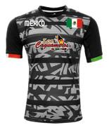 Jersey Mexico Los Caguameros de Mexicali 100% Polyester BlackGrey_Made i... - €25,71 EUR+