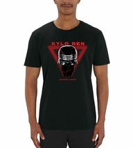 Star Wars Episode 9:  Kylo Ren Supreme Leader Men's Black T-Shirt - $20.05