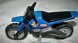Little Tikes Motorcycle Dirt Bike Blue #3 - $6.44