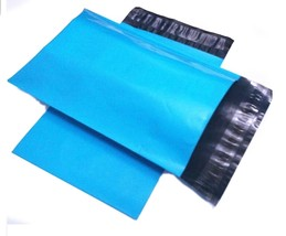 200 7.5x10.5 Blue Poly Mailer Plastic Shipping Envelope Polymailer 2.5MIL - $15.99