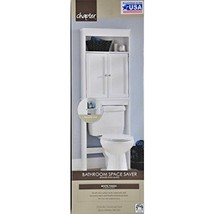 Over The Toilet Cabinet Bathroom Storage Wood S... - $60.45