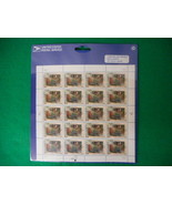 Frederick Law Olmsted Mint Stamp Sheet NH VF Original Package - $7.08