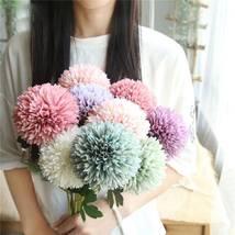 Pompom Dandelion Silk Flowers - $14.99