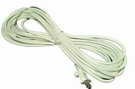Oreck XL Upright Vacuum Cleaner Power Cord Color White - $22.46