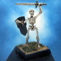 Painted Reaper Miniature Skeleton Warrior V - $22.34