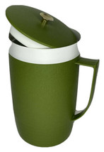 Vintage Sunfrost Therm-O-Ware Avocado Green Pitcher - Made in USA -2QRT - $29.69