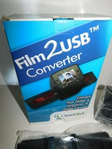 608819941073ClearClick Film2USB Converter Brand New - $99.99