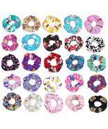Disney Hair Scrunchie Scrunchies by Sherry Hair Ties Ponytail Holders New - $24.59
