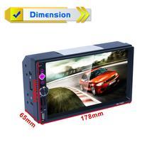 7 inch Bluetooth Car Navigator Radio MP5 Audio Player GPS Reversing Vide... - $89.99+