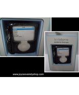Liz Claiborne iPod Nano Wristlet Case NIB Black Free Shipping - $6.99