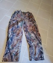 Mens Redhead Camouflage Pants Small Brown Camo Hunting Gear Outdoors EUC  - $29.69