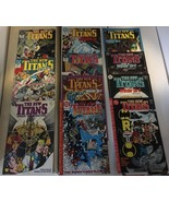 The New Teen Titans 51 - 61 1989 NM Condition DC Comic Book Lot 11 WONDE... - $17.99