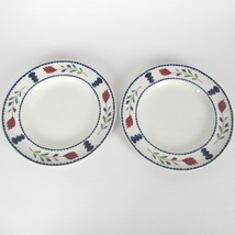 "Set of 2 Adams Lancaster Salad Plate 8"" made in England - $18.88"