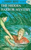 The Hidden Harbor Mystery (Hardy Boys #14) [Hardcover] Dixon, Franklin W. - $3.71