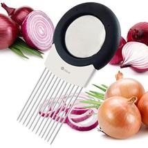 ORBLUE All-In-One Onion Holder, Odor Remover, Slicer, Cutter & Chopper - €19,80 EUR