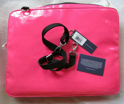 "Rebecca Minkoff 15"" Laptop Sleeve Messenger Bag NWD - $74.25"