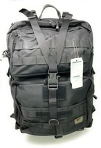 High Quality Tactical Backpack for Hunting, Hiking, or Grab-and-Go - Black - $68.59