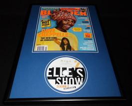 Dave Chappelle's Show Framed 2004 Blender Magazine Cover & DVD Display - $65.09