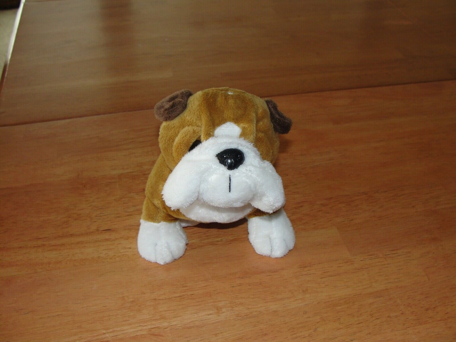 Primary image for Plush Ganz Webkinz Bulldog  HM126 (No Code Just Plush)