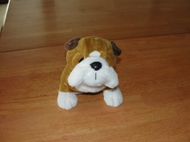 Plush Ganz Webkinz Bulldog  HM126 (No Code Just Plush) - $3.36