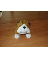 Plush Ganz Webkinz Bulldog  HM126 (No Code Just Plush) - $3.36