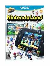 Nintendo Land (Nintendo Wii U, 2012) - $2.96