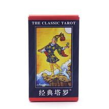 Board Game Full English Radiant Rider Wait Tarot Cards Factory Made with... - $14.52+