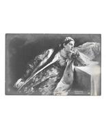 RPPC Art Nouveau Beautiful Woman Jewelry Robe Cyrillic Publisher Real Ph... - $12.95