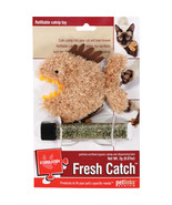 Worldwise Fresh Catch Refillable Catnip Toy  786306493684 - $18.26