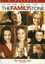The Family Stone DVD Claire Danes Diane Keaton Rachel McAdams Dermot Mul... - $2.99