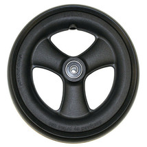 """7 x 1"""" Quickie Hollow Spoke Caster Wheel (Pair) - $56.50"""
