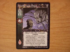 Asanbonsam Ghoul (VTES- Legacies of Blood) - $14.00