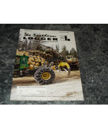 The Northern Logger and Timber Processor Magazine Vol 63 No 10 April 2015 - $2.99