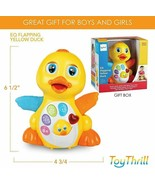 Duck Music Baby Toy Musical for 1 2 Year Old Girl Boy Babies Infant todd... - $34.97