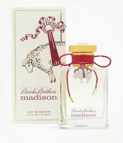 Primary image for Brooks Brothers Madison Perfume 3.4oz/100ml. NEW Sealed