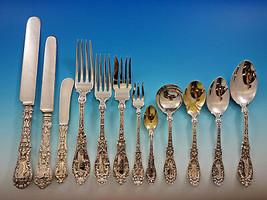 Paris by Gorham Sterling Silver Flatware Set Art Nouveau Cherubs 159 pcs Dinner - $24,950.00