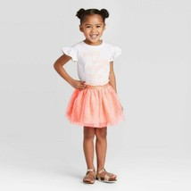 Toddler Girls' 2pc Every Bunny Top and Skirt Set - Cat & Jack White - $8.99