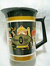 Vintage NOS THERMO SERV Insulated Serving Ware-Made In West Bend,WI-Hunt... - $28.95