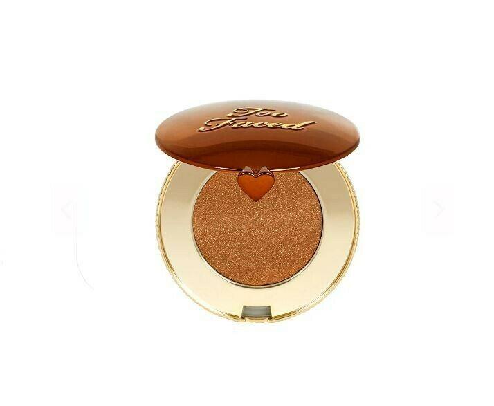 "Too Faced Chocolate Gold Soleil Bronzer ""Luminous"" BNIB Free Shipping - $10.99"
