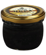 Russian Black Caviar (malossol) 100 g // Christmas and New Year - $28.70