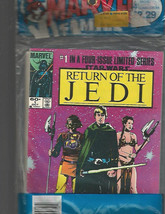 Star Wars RETURN OF THE JEDI #1-4 in sealed  publisher's bag pack High G... - $60.00