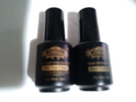 Perfect Summer 8ml Gel Top Coat / 8ml Matt Top Coat Gel Both Bottles Pro... - $12.99