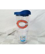 Chicago Bears 24 oz Tervis Tumbler Orange C Patch - $28.45