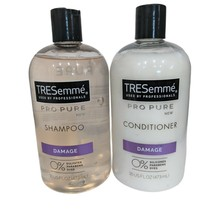 TRESemme Pro Pure Damage Silicone Free Shampoo & Conditioner Set Duo 16 ... - $18.73
