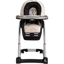 Graco Blossom High Chair Vance 4-in-1 Seating System Baby Feeding Booste... - $221.76