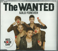 THE WANTED - GOLD FOREVER 2011 UK CD TOM PARKER JAY MCGUINESS MAX GEORGE... - $13.65